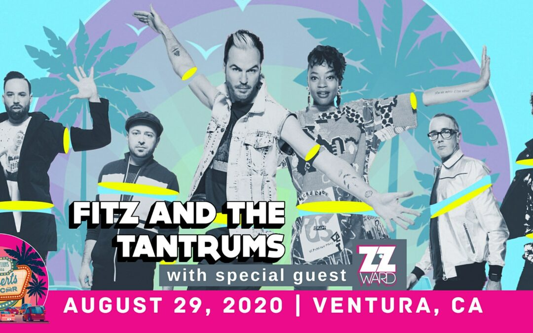 Concerts In Your Car – FITZ AND THE TANTRUMS