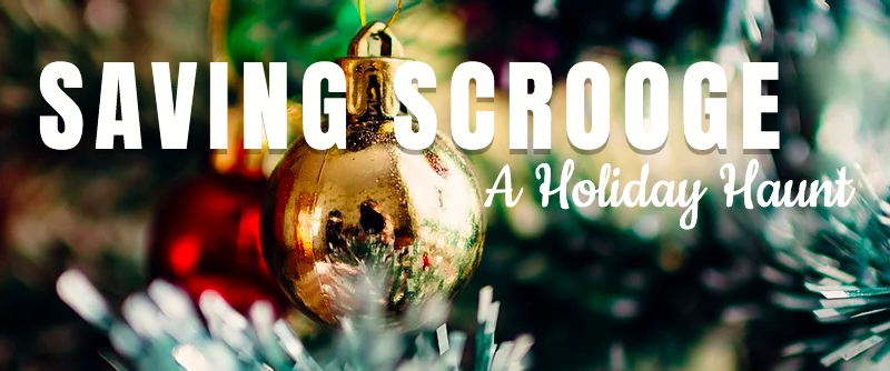 Saving Scrooge: An Online Holiday Escape Room