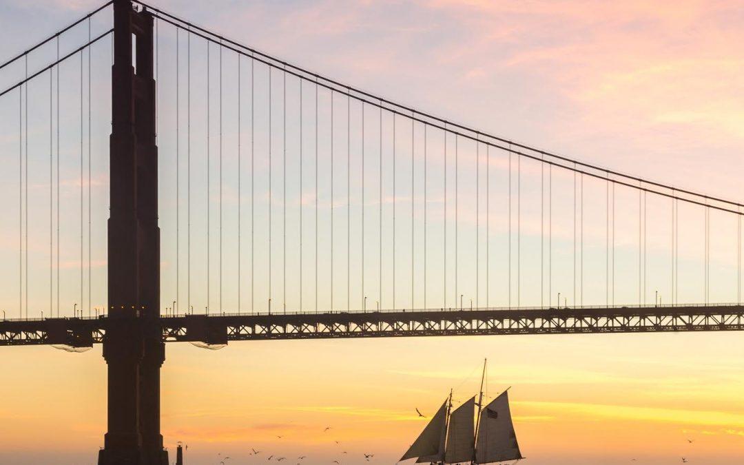 Sunset Sail on San Francisco Bay