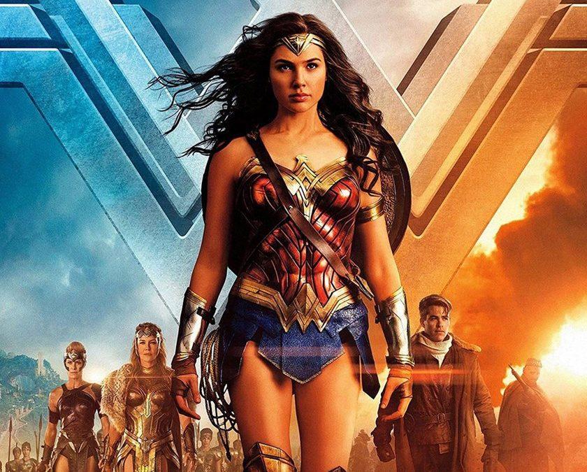 LBC Presents Carpool Cinemas – Wonder Woman (2017)