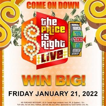 LBC Presents The Price is Right Live